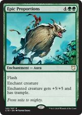 x1 Epic Proportions MTG Commander 2018 R M/NM, English