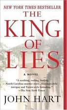The King of Lies by John Hart (2007, Paperback)