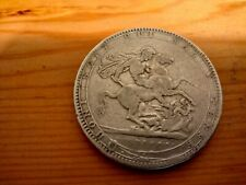 More details for 1819 silver crown coin