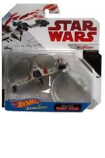 2017 Hot Wheels Star Wars Starships Poe's Ski Speeder The Last Jedi