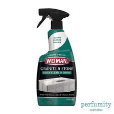 Weiman GRANITE & STONE Streak-Free Formula Cleans & Enhances Beauty Citrus NEW