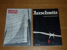 AUSCHWITZ & LE STRUTHOF natzwiller camp de concentration KONZENTRATIONSLAGER WW2