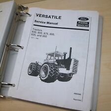 FORD NEW HOLLAND VERSATILE 835 855 875 895 935 950 Tractor Shop Service Manual