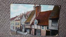 All Saints Street, Hastings Postcard