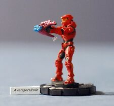 Halo Heroclix 10th Anniversary 012 Spartan Dual Needlers Common Avengersrule2002