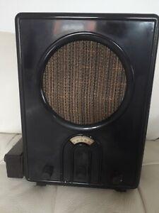 Volksempfänger/Röhrenradio SABA VE 301W *Baujahr1935*