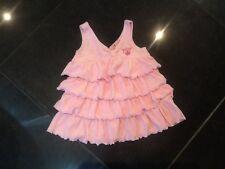 Juicy Couture & Generación. Bebé Niña Rosa Toallas Vestido 6 años/12 MESES