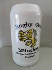 Bierkrug Rugby Club München Oktoberfest Sevens 1994 Finalists 1 L Wieninger