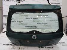 71743030 PORTELLONE COFANO POSTERIORE BAULE FIAT SEDICI 1.9 D 5P 6M 88KW (2007)