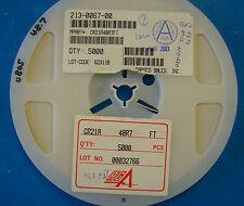 RGA 0805 Resistor 48.7 Ohm Reel 1% CR21A48R7FT, 5000pcs