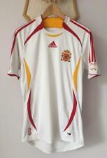 SPAIN ESPANA 2006 2007 AWAY FOOTBALL SOCCER SHIRT JERSEY ADIDAS CAMISETA MAGLIA