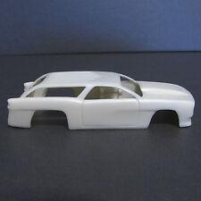 Jimmy Flintstone HO Camad Wagon Resin Slot Car Body - Fits 4 Gear  #43