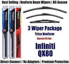 Infiniti QX80-16240//190 2-Pack Super-Premium NeoForm Wipers fit 2014