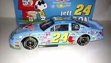 Jeff Gordon 2000 DuPont / Peanuts 1:24 Action Nascar Monte Carlo Diecast