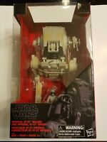 Star Wars Black Series Imperial AT-ST Walker and Driver Action Figure