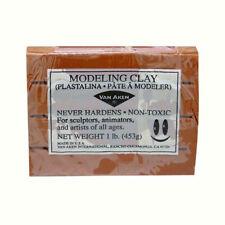 Van Aaken Modeling Clay 1Lb Brown