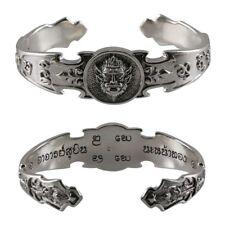 4 Ear 5 Eye Diety Bracelet Indra Bungle Ajarn Subin Thai Amulet Luck Wealth Rich