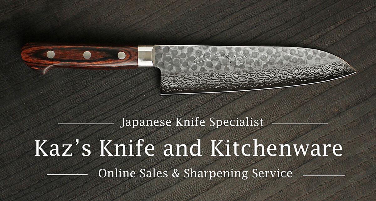 Kazs Knife and Kitchenware