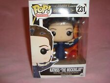 Pop Movies #231 Funko Katniss The Mocking Jay The Hunger Games W/Box Vaulted