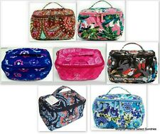 Vera Bradley Travel Cosmetic Case Choose Pattern NWT MSRP $44 FREE SHIPPING!!