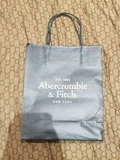 Abercrombie and Fitch Paper Shopping/Gift Bag Small Approx 25 x 20 x 9.5cm