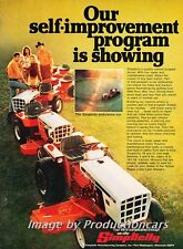 1973 Simplicity Lawn Mower Tractor - Classic Vintage Advertisement Ad H63