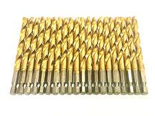 """20 19/64"""" Titanium Drill Bits Rapid Load Hex Shank"""