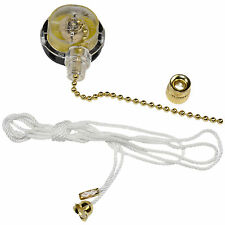 Ceiling Fan Pull Chain 3-Speed Control Switch for Angelo Brothers Ceiling Fan
