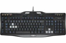 Logitech G105 Tastiera Gaming (QWERTY, spanisches Layout tastiera) NERO 03