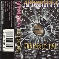 The Eyes of Time by Apocrypha (Cassette, May-1989, Shrapnel)