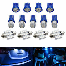 13pcs Auto Car Accessories Interior LED Lights For Dome License Plate Lamp 12V