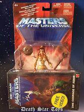 MOTU Mattel Masters Of The Universe Teela Unpainted Ponytail Variant Walmart VHS