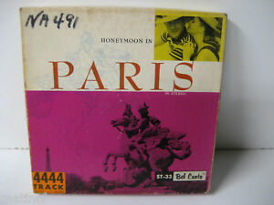 Honeymoon In Paris - The Paris Theater Orchestra - 1964