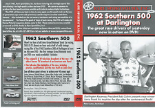 1962 NASCAR Southern 500 at Darlington original ABC TV broadcast on DVD!