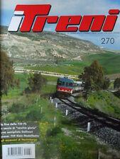 I Treni 270 - la fine delle locomotive 729 FS - test Klein 729 FS [TR.29]