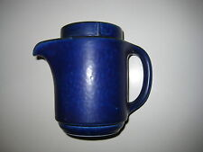 Kanne Kaffeekanne Ocean Blue Langenthal Schweiz  14cm       Nr 2