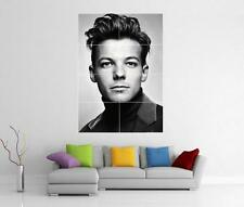 LOUIS TOMLINSON ONE DIRECTION 1D TAKE ME HOME UP ALL NIGHT GIANT POSTER H245