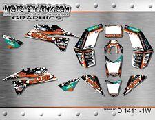 KTM SX & XC 450 505 525 QUAD ATV sticker kit graphics Moto StyleMX MX stickers