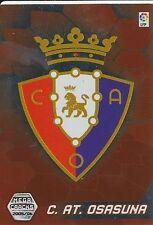 N°235 ESCUDO BADGE # CA.OSASUNA TRADING CARD PANINI MEGACRACKS LIGA 2006