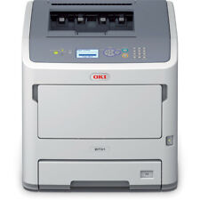 OKI B731dnw B731 A4 Mono Duplex USB Wireless Network Desktop Printer + Warranty