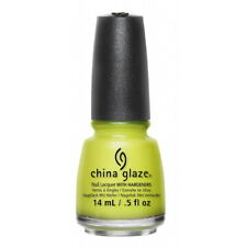 CHINA GLAZE Nail Lacquer - Road Trip - Trip of A Limetime