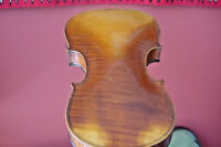 RETROFLASHBACKS ANTIQUE  VIOLIN 4/4  1 PIECE BACK TIGER AND SIDES OLD REPAIRS