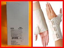 PATTERSON Rolyan D-Ring Wrist & Thumb Splint A6154 Beige, Right, Small NIB