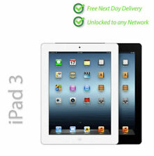 "Apple iPad3 3rd Generation 32GB Wi-Fi 9.7""  white 1Y Warranty Good Condition"