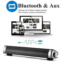TV Speaker Sound Box Bluetooth Sound Bar Wireless Soundbar Home Music Theater