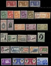 VIRGIN ISLANDS **************************** 1937-1966 MINT SELECTION