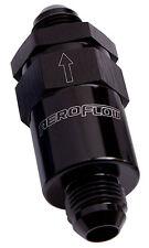 Aeroflow AF609-06BLK Billet Fuel Filter -6AN