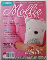 LIVING & LOVING HANDMADE December 2014 MOLLIE MAKES No. 7 U.S. EDITION