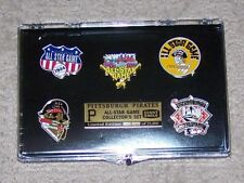 Pittsburgh Pirates All-Star Game Collector Set Of 5 Pins '44 '59 '74 '94 '06