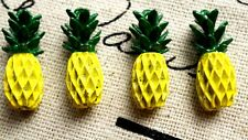 Pineapple charms 2 metal pendant charms jewellery supplies C370